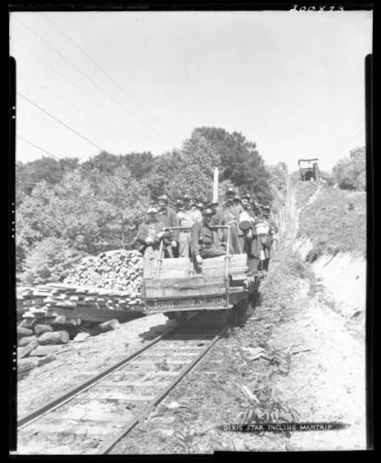 Appalachian coal mining memories